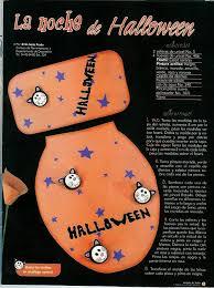 imagenes de halloween para juegos de baño juegos de baño con fieltro de tela bordados 20 fabulosas labores