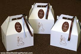 wedding gift bags for hotel gable boxes as out of town wedding guest gift bags flickr