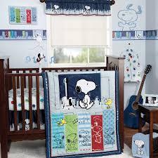 Snoopy Nursery Decor Bedtime Originals Hip Hop Snoopy 3 Crib Bedding