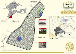 K Map Map Of Phase 8 Sector K