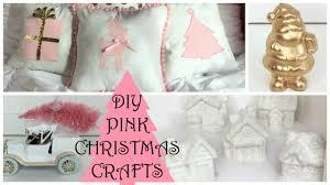 Baby Pink Christmas Decorations Christmas Diy Crafts 2015 Part 3 Pink Christmas Decorations