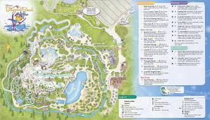 blizzard beach u0026 typhoon lagoon guidemaps