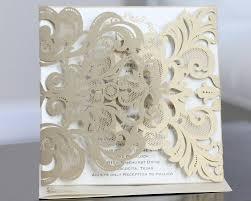 wedding invitations houston laced paper designs wedding invitations houston