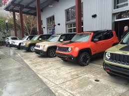 jeep renegade camping 2015 jeep renegade sneak peek at the newest u0026 smallest jeep w
