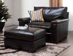 Reclining Chair And A Half Leather Leather Chair And A Half With Ottoman 20 Wingback Reclining Accent