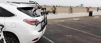 bike racks hitch trunk spare tire bike parking car rack