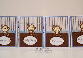 baby shower monkey baby shower monkey invitations jingvitations