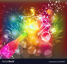 happy new year s greeting cards happy new year 2018 greeting card or poster vector image