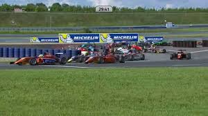 formula 4 crash adac formula 4 2016 oschersleben start crash youtube