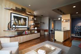 Contemporary Open Floor Plans Pangaea Interior Design Portland Interior Design Kitchen