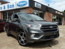 4x4 station wagon used ford kuga 1 5 ecoboost st line station wagon auto 4x4 5dr