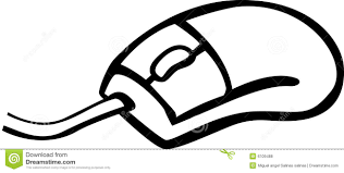 computer mouse vector clipart panda free clipart images