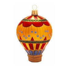circus balloon circus 2 hot air balloon glass ornament susan s christmas shop