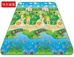 tappeto di gomma per bambini dei bambini alfabeto e numeri di gioco tappeto 4x4 3x3 tappeti