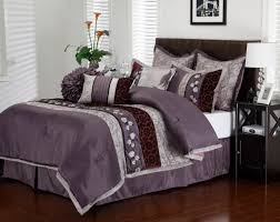purple bed in a bag queen ktactical decoration