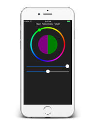 android color picker react color picker