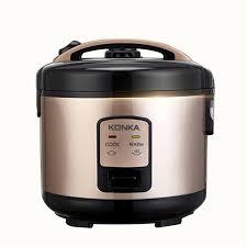 cuisine cuiseur konka smart électrique cuiseur à riz 3l chauffage pression