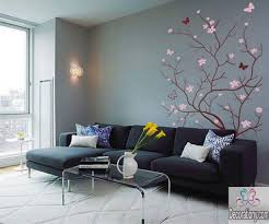 28 living room wall interior design and decoration