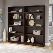 Dark Cherry Bookcase 2 Shelf Dark Cherry Bookcase