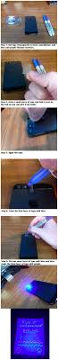 turn light on iphone how to turn your phone s camera flash into a black light in 5 easy