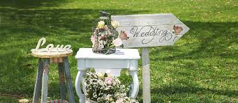shabby u0026 chic vintage wedding decor ideas wedding forward