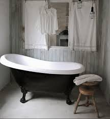 20 dramatic bathrooms with black bathtub rilane