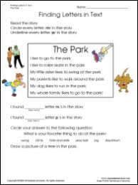 kindergarten worksheets to help prepare your child for