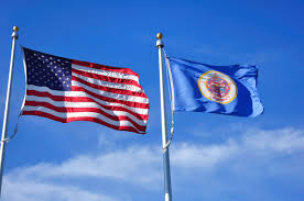 States Flags Dayton Flags Half Staffed Wednesday In Recognition Of Col Leo