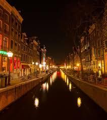 Red Lighting Red Light District Amsterdam Amsterdam Info