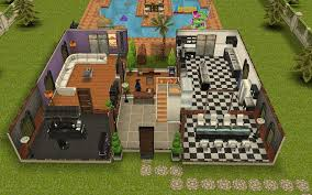 Sims Freeplay House Floor Plans The Sims Freeplay Sim Sign And Teen Mansion The Who Games