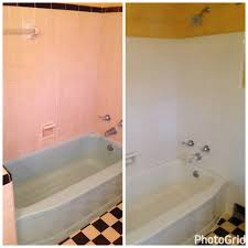 bathtub sink u0026 tile resurfacing across the midwest bath magic inc