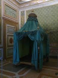letto a baldacchino antico sala dello zodiaco letto a baldacchino foto di palazzo ducale