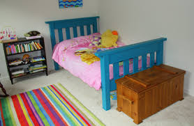 girls first bed made with moxie the big bed