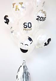 best graduation gift u0026 balloon decoration ideas kim byers