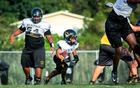 undersized running back stars at nationally ranked florida high
