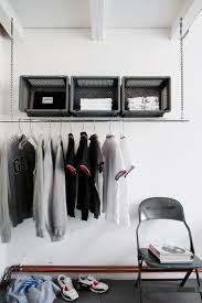 76 best garage laundry workshop images on pinterest woodwork open closet decor quartos bedrooms closets open closetsbedroom