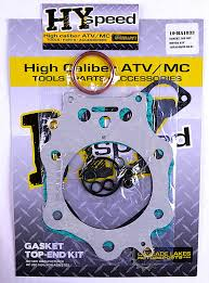 amazon com hyspeed top end head gasket kit honda trx 450s es