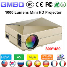 home theater projector under 1000 aliexpress com buy selling gm60 mini led projector hd home
