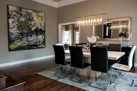 Modern Crystal Chandeliers For Dining Room by Shooting Stars Modern Crystal Chandelier Moss Manor A Design House