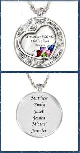 Mothers Necklaces With Children S Names 54 Best Mom Jewelry Images On Pinterest Mom Jewelry Jewelry And