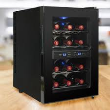 Wine Coolers Fridges  Chillers BuiltIns  More Sears - Kitchener wine cabinets
