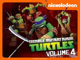 ninja turtle spirit halloween amazon com teenage mutant ninja turtles volume 4 amazon digital