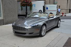 used aston martin db9 2009 aston martin db9 volante stock gc1564a for sale near