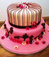 how to make a cake for a girl birthday cakes images marvellous 18 birthday cake 18th birthday