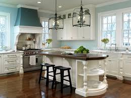 light blue kitchen tiles