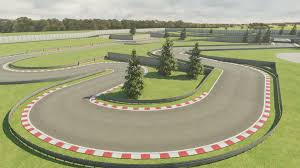 race track race track construction kit 3d model cgtrader