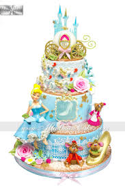 cinderella cake cinderella cake cake by mladman cakesdecor