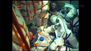 expedition 34 35 soyuz tma 07m launch youtube