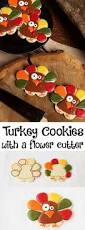 thanksgiving oreo turkey cookies recipe super simple turkey cookies super simple cookie cutters and flower