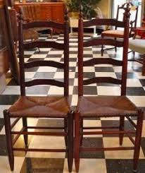 Shaker Ladder Back Side Chair Furniture Seating Traditional - Shaker dining room chairs